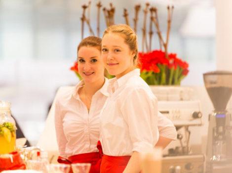 Catering und Personal bei Feiern in Köln