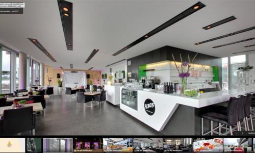 Virtueller Rundgang, Raum mieten in Köln für Events aller Art