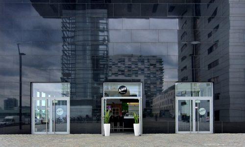 Firmenfeier Köln: Pe303 im Kölner Rheinauhafen